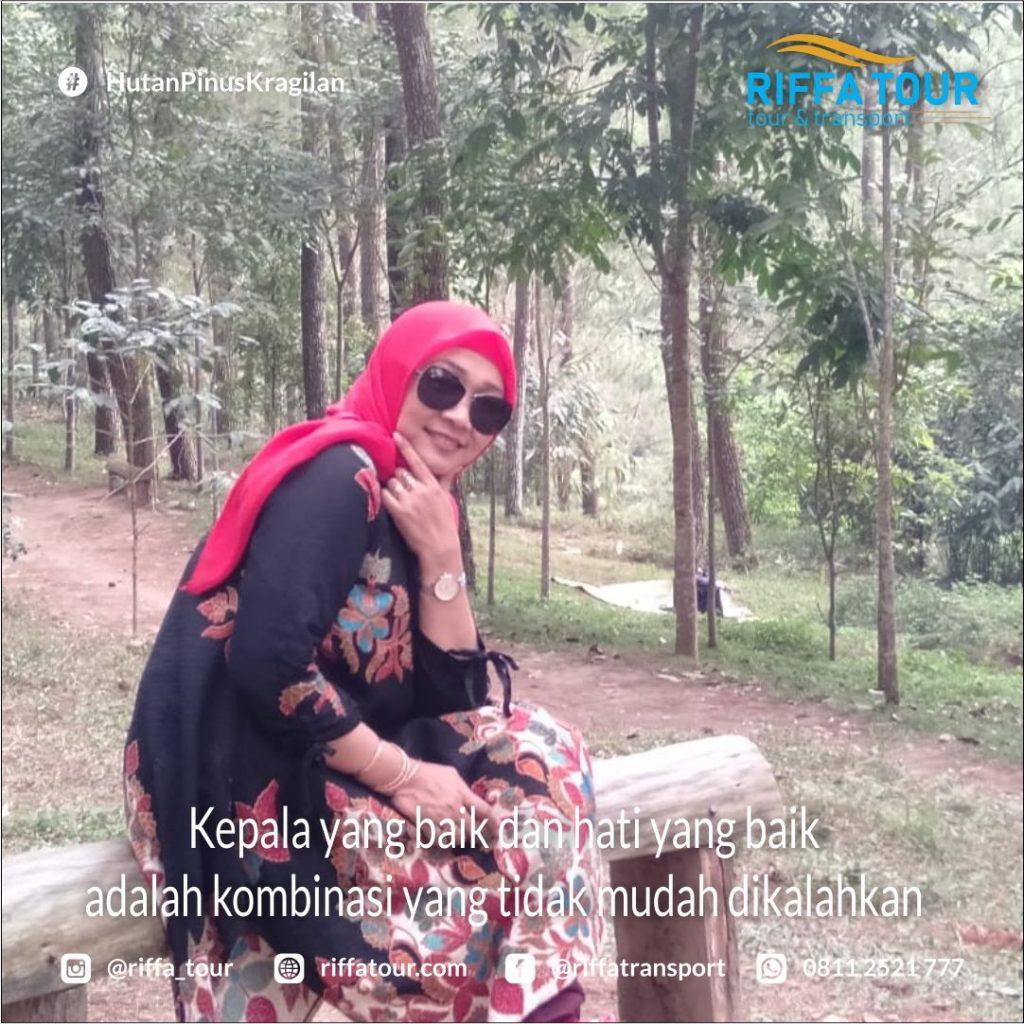 Selfi dulu di Punthuk Setumbu
