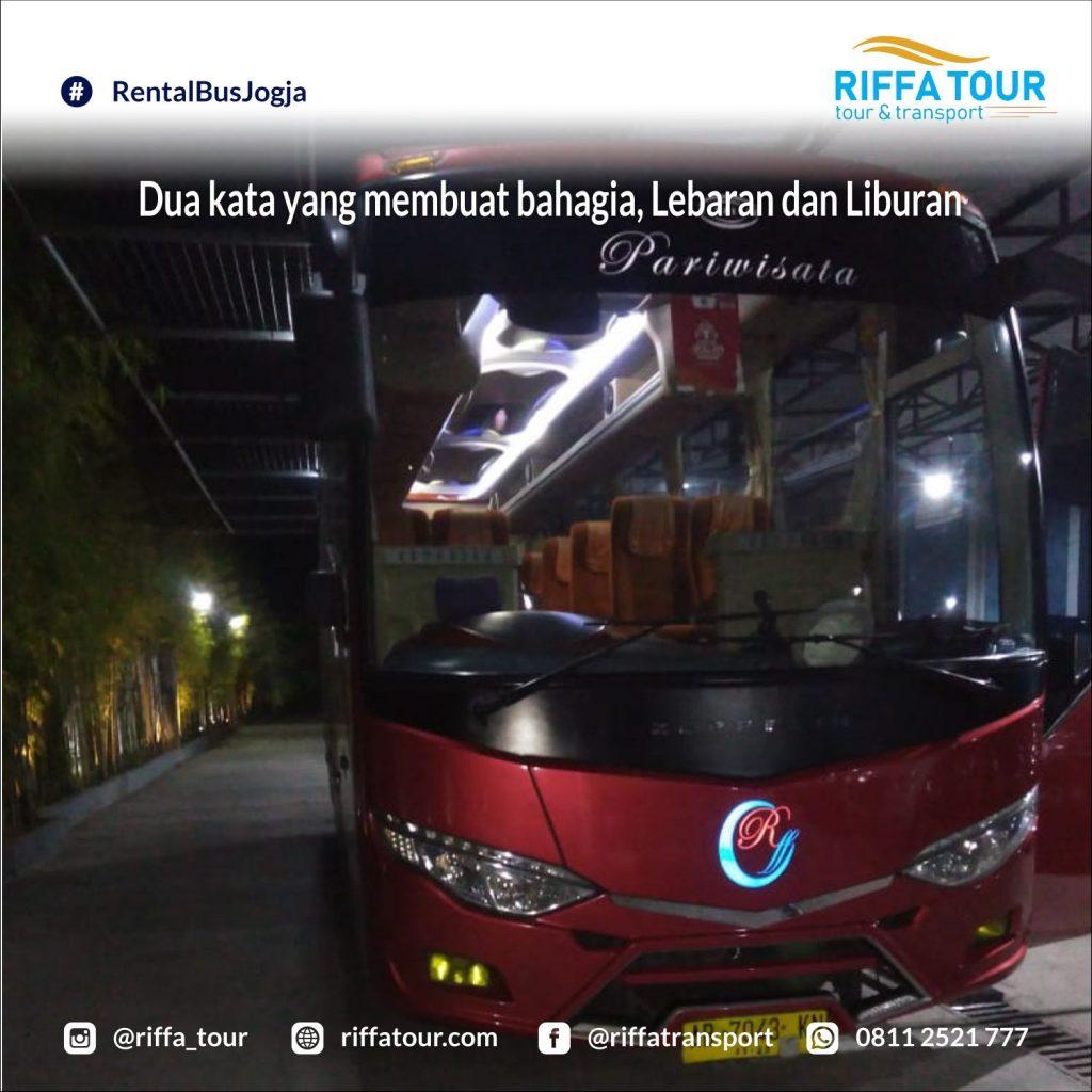Sewa Bus Siap jemput setiap waktu