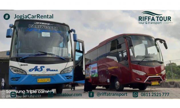Tips Memilih Bus di Sewa Bus Pariwisata